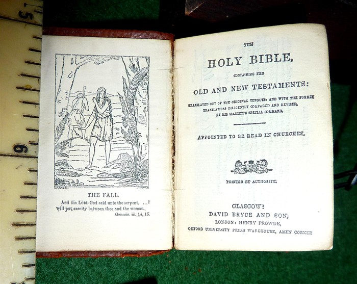 A MiniBible